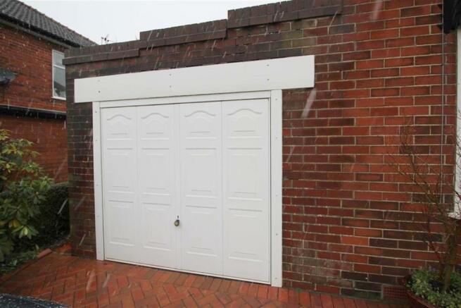External Garage
