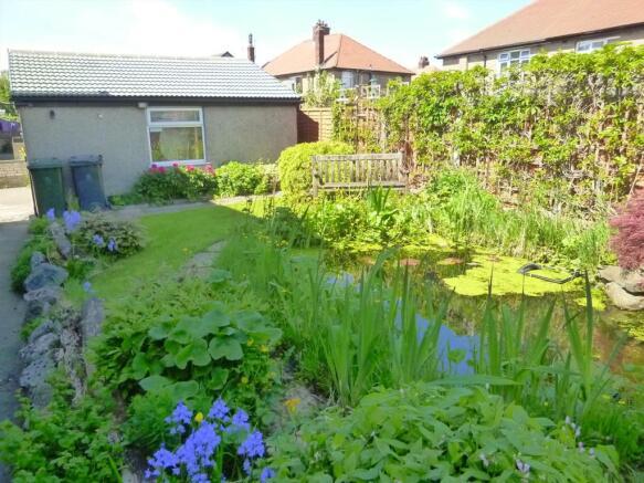 Rear Garden Photogra