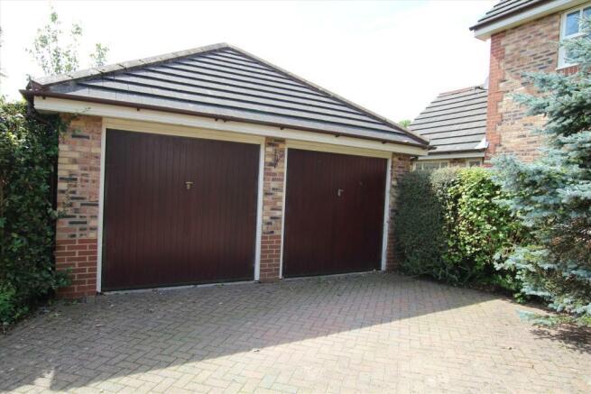 Double Garage