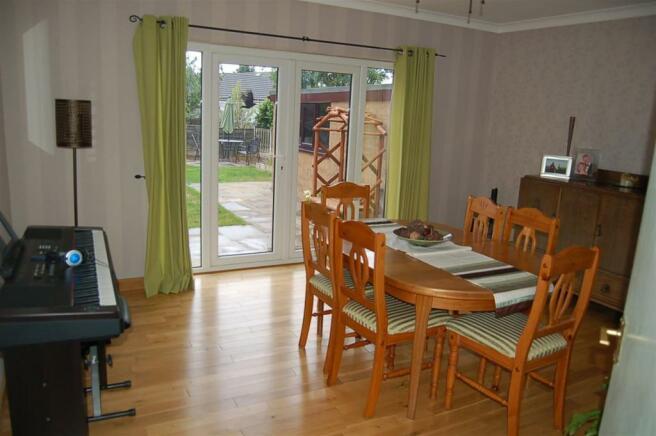 Dining RoomBedroom 3