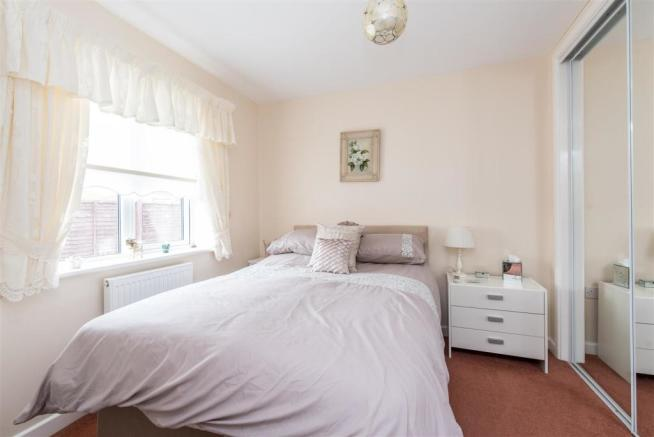 Bungalow bedroom two