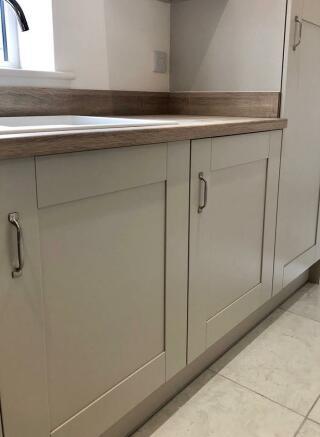 Example kitchen units