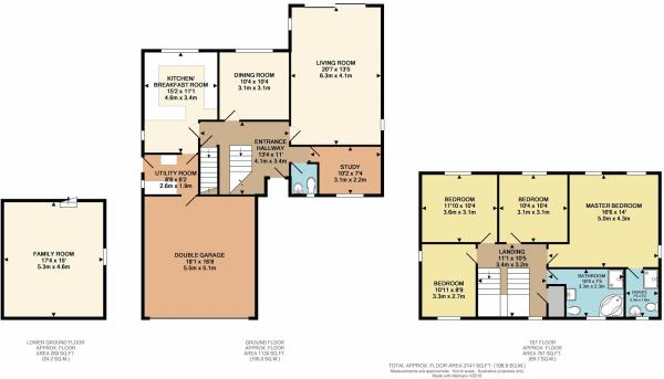 Floor Plan - 11 Heydons Close.JPG