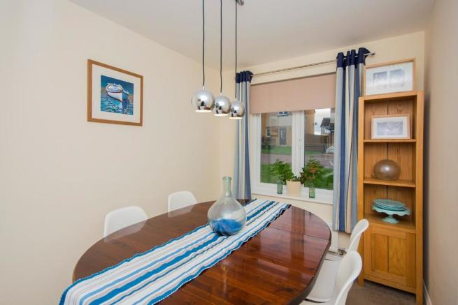 Dining Room/TV Room