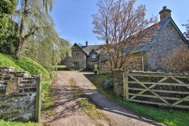 5 Bedroom Detached House For Sale Cross Ash Abergavenny