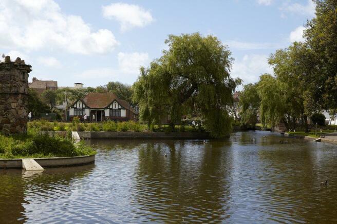 Barnhorn Green location