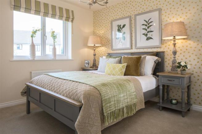 Midford Show home at Chy Ryn Parc