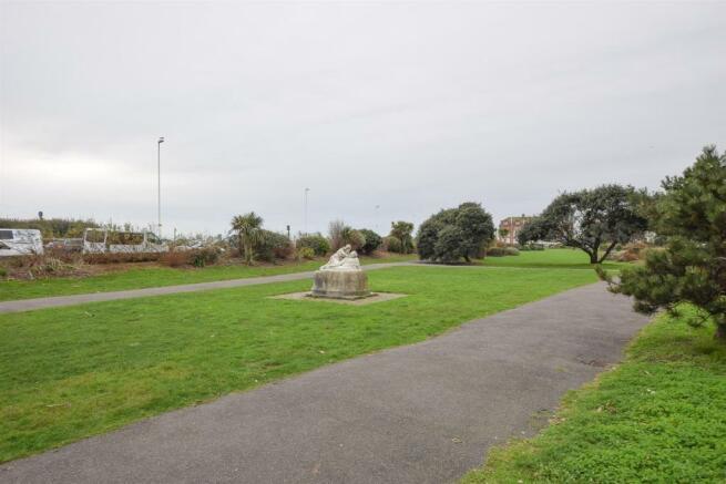 West Marina gardens
