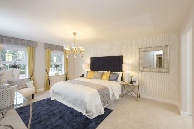Buckingham Bedroom