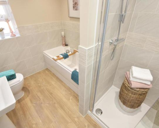 Moorecroft En suite