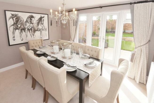 Lichfield Dining Room
