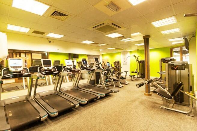 Mickleover Hotel Gym