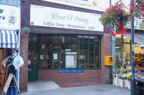 Photo of Wine of Araby, 20 Chapel Street, Exmouth, Devon, EX8