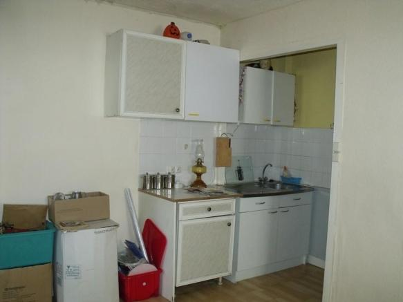 Kitchenette annex
