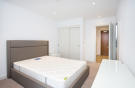 Bedroom with built i