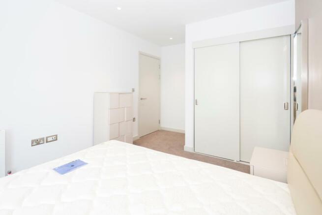 Raglan 1801 Bedroom with Built-in Storage