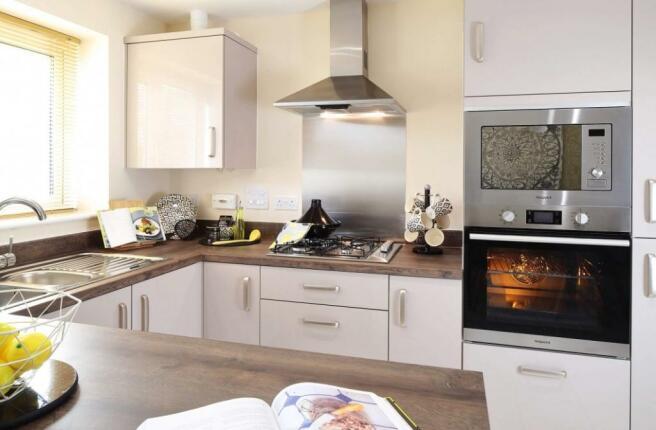 Marford Kitchen - Canalside