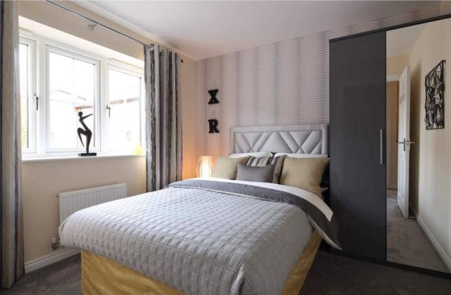 Marford bedroom 2 - Canalside