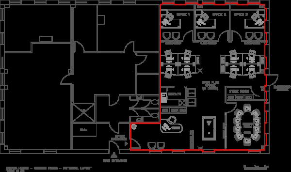Mikasa House Suite 1