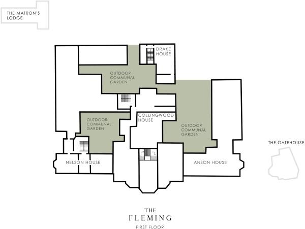 Fleming First Floor