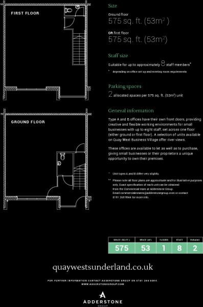 Floor Plan 575 sq.ft