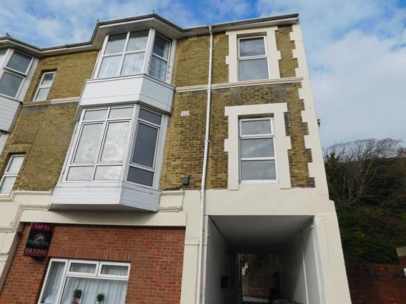 1 Bedroom Flat To Rent In 99 High Street Ventnor PO38