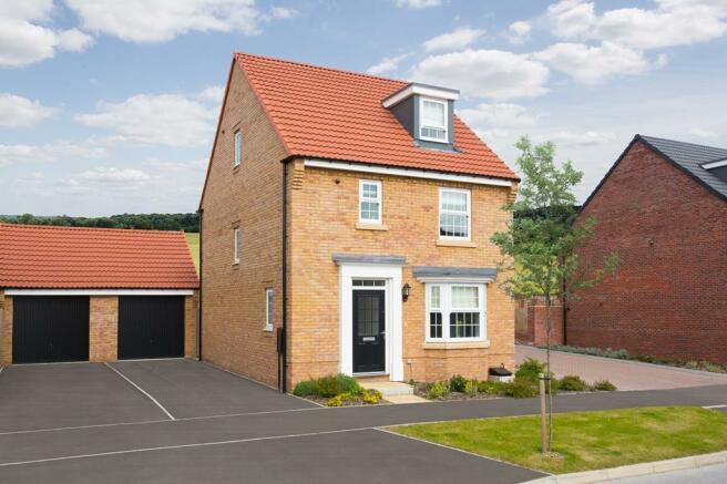 Ingleby home