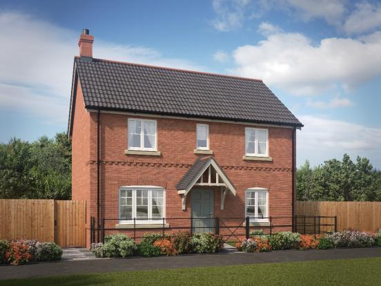 The Quadrant New Homes Development By Chestnut Homes