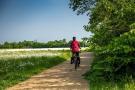 Cycling to Cambridge