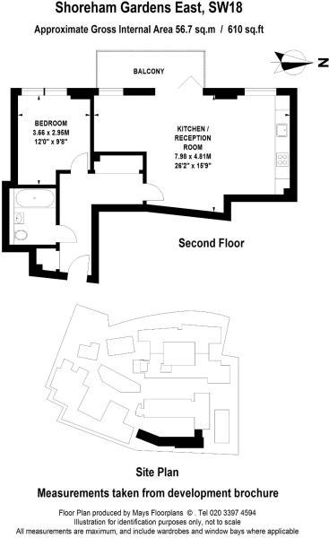 Floorplan& Site Map