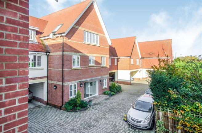 1 bedroom apartment for sale in Parsonage Barn Lane ...