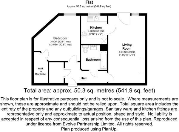 floorplan 4 Martin Court, Grantham.JPG