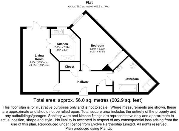 Apart.11 Ravenshaw Court, 73 Four Ashes Road, Bent
