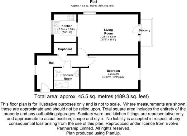 46 Thwaytes Court, Floorplan Minster Drive, Herne