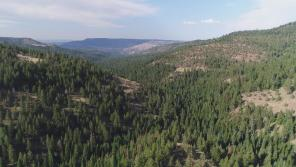 Photo of Dayville, Grant County, Oregon
