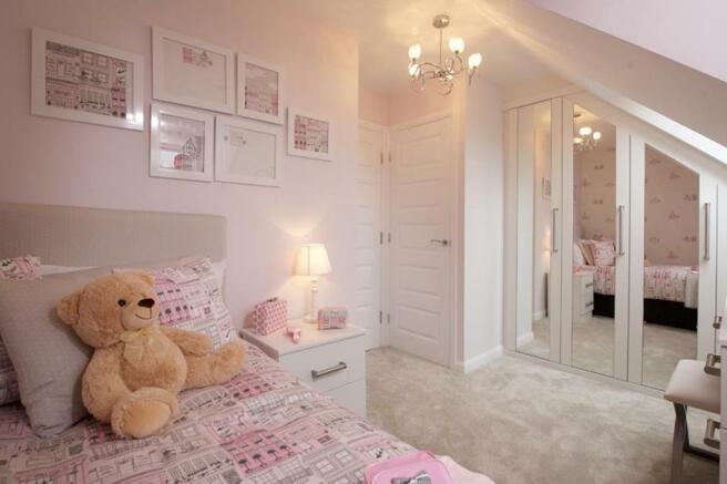 Kingsville single bedroom