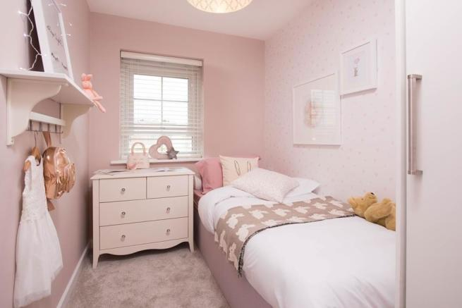 Maidstone single bedroom