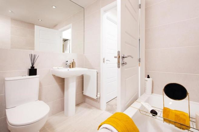 Alderney bathroom
