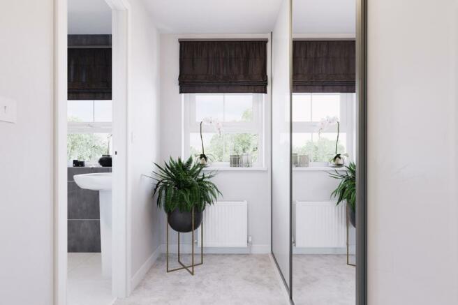 stambourne dressing room
