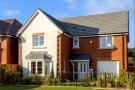 Typical four bedroom Taylor Wimpey home