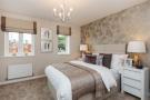 Typical Taylor Wimpey Lavenham bedroom