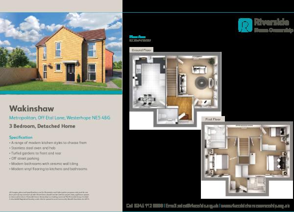 Wakinshaw House Type
