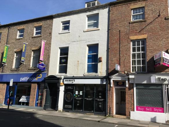 10fe96c3b9 Retail Property (high street) for sale in 25