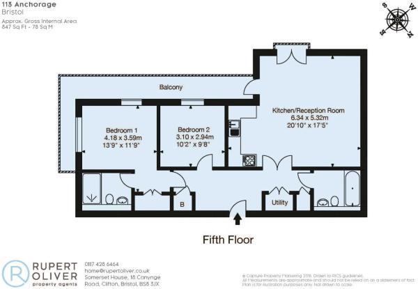 1134 floorplan