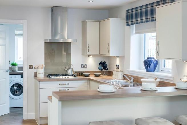 Melford show home