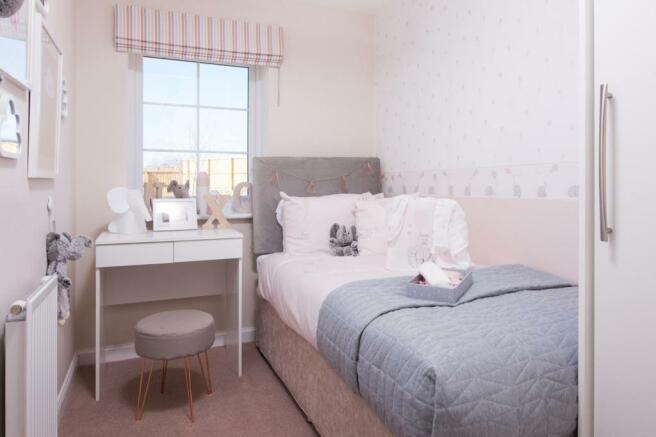 Barwick single bedroom