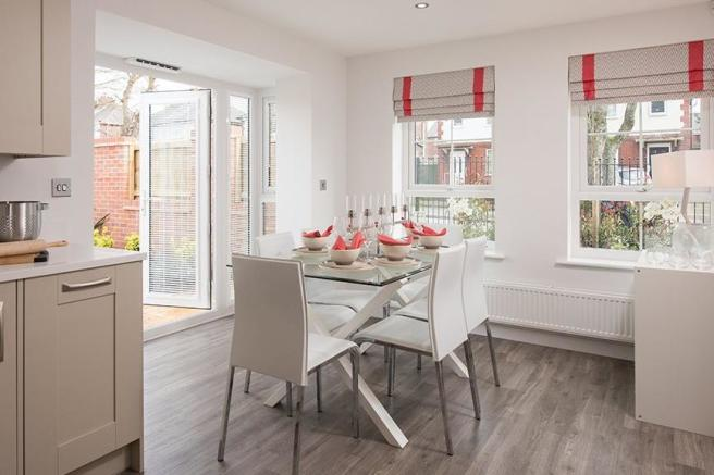 Morpeth kitchen/dining