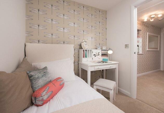 Morpeth single bedroom