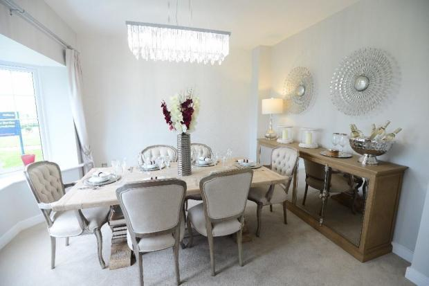 Typical Dinning Room
