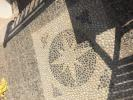 mosaic terrace